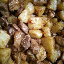 蒜香土豆丁的做法[图]