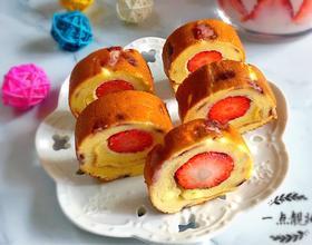 草莓蛋糕卷(电饭锅版)[图]