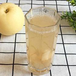 白梨茯苓饮