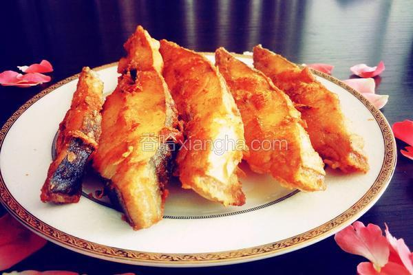 香煎鲳鱼怎么样学做中式糕点图片