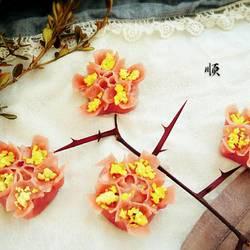 牡丹花饺子
