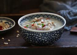 薏米葱姜排骨汤