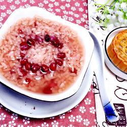 红小豆糯米粥