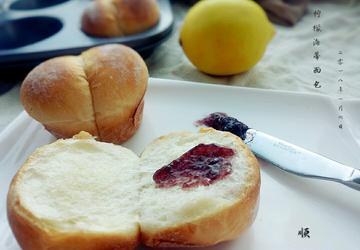 柠檬海蒂面包