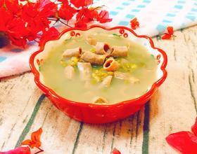 小肠绿豆汤
