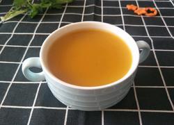 胡萝卜南米粉糊(7个月宝宝辅食)