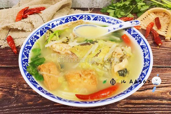 豆腐哈网菜谱白菜泡汤的牛尾_海蟹_香巴鱼刚死了的做法还能吃吗图片
