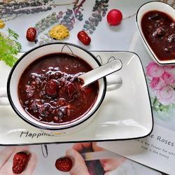 红枣黑米粥的做法[图]