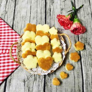 周三的快速早餐:小蛋糕🎂+白果莲子瘦肉粥🍲+红皮花生😋😋[图2]
