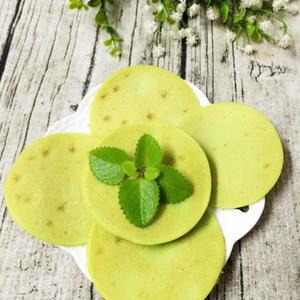 春雨绵绵的早晨来一场翠绿的早餐👏👏:青瓜鸡蛋饼+绿茶奶茶🍵+牛油果🍏😜[图3]