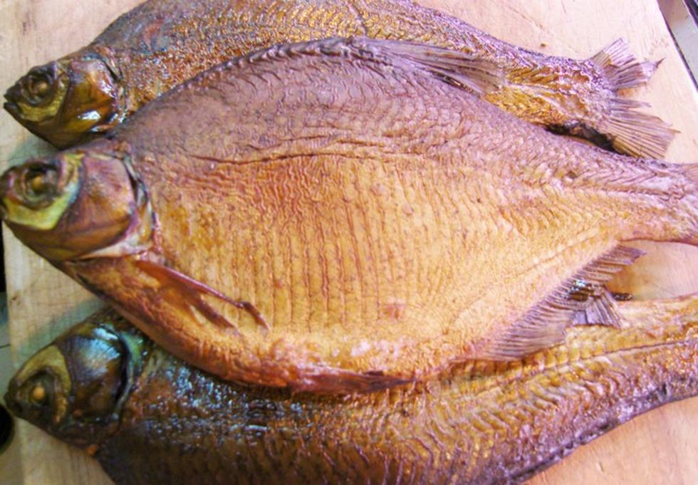 白洋淀熏鱼