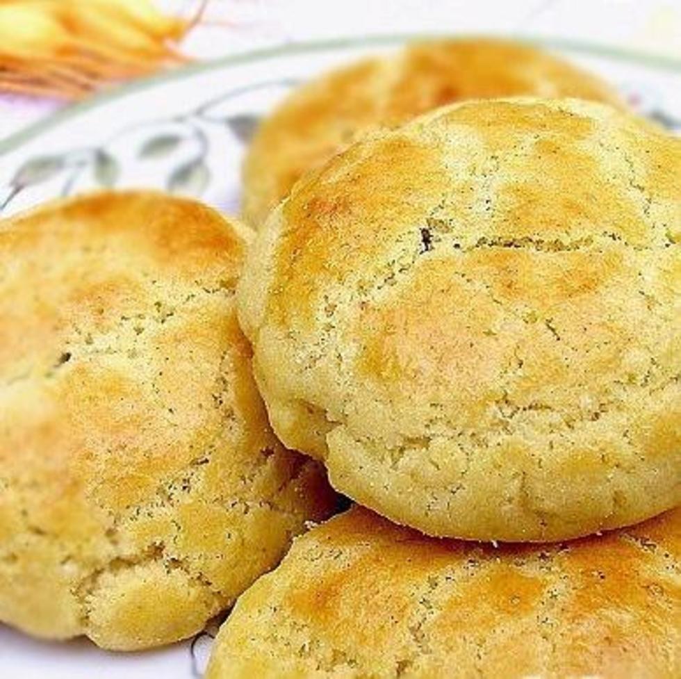 清真油麻饼
