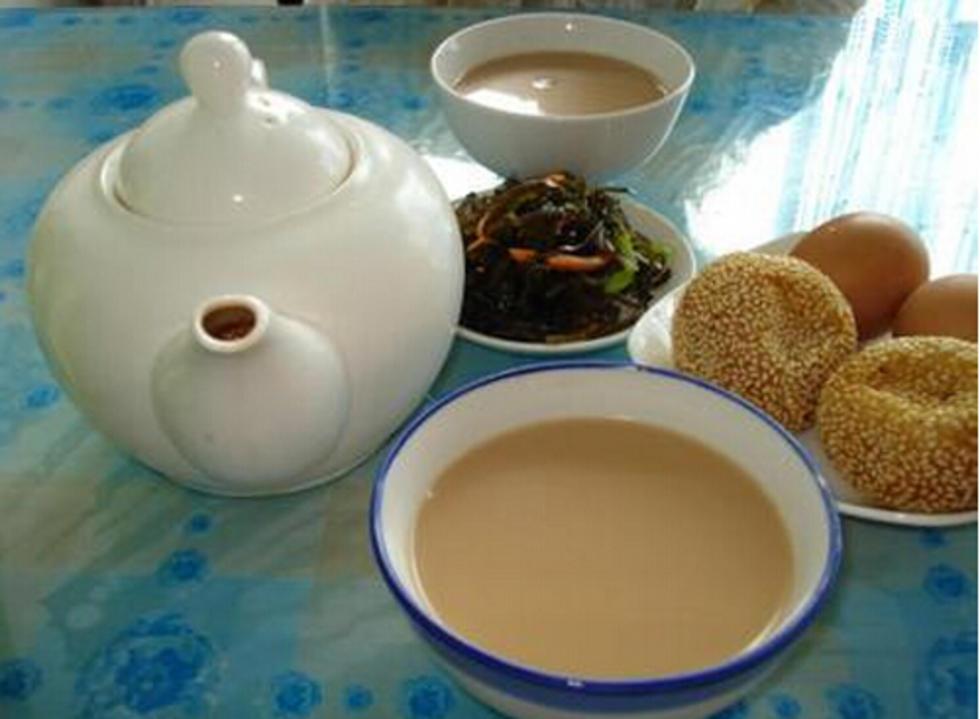 西乌旗奶茶