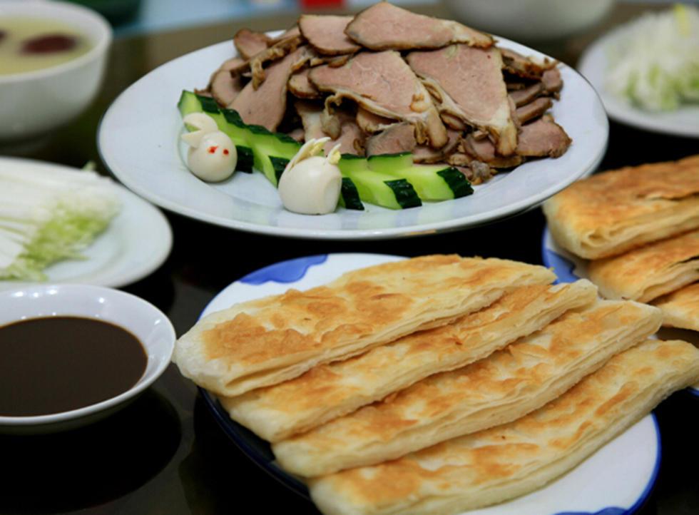 李连贵熏肉大饼