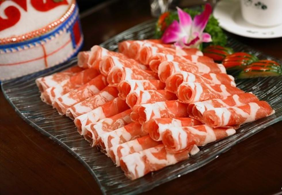 锡林郭勒羊肉
