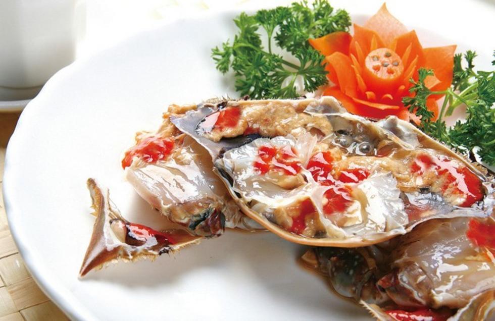 红膏咸枪蟹