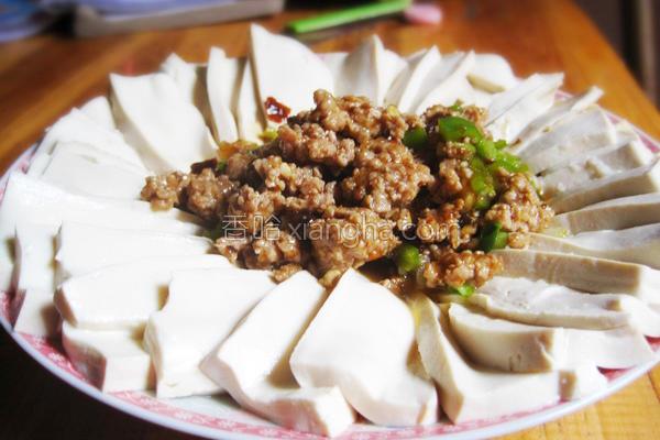 飘香嫩豆腐的做法