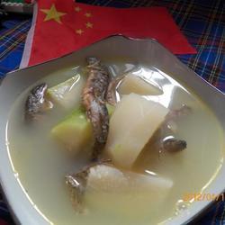 节瓜泥鳅汤的做法[图]