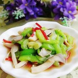 丝瓜袖珍菇的做法[图]