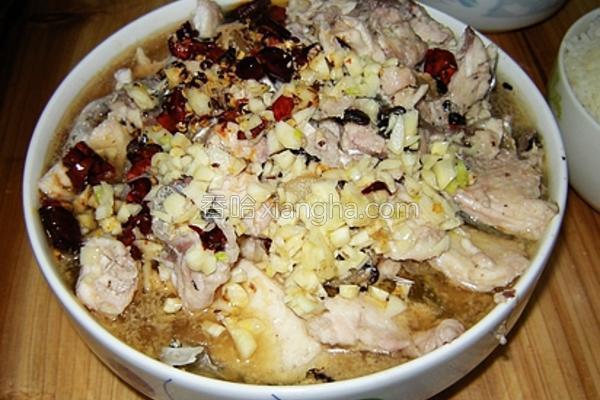大白菜鱼片汤的做法