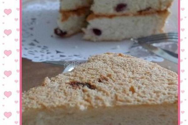 天使蛋糕的做法