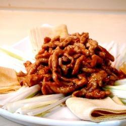 京醬肉絲的做法[圖]