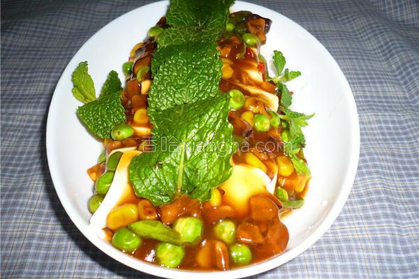 碧玉豆腐的做法