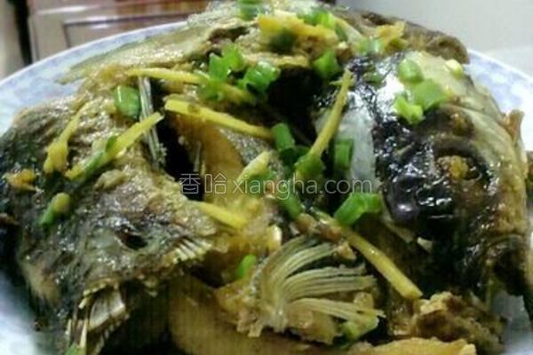 酥脆草鱼块的做法