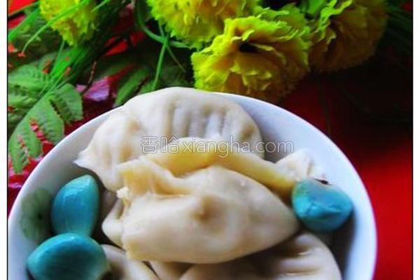 鲅鱼饺的做法