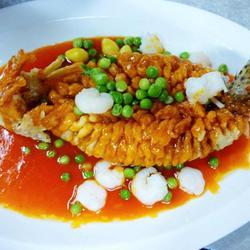 红烧桂鱼的做法[图]