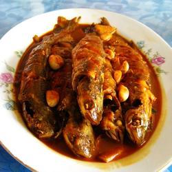 红烧梭鱼的做法[图]