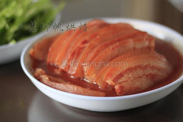 腐肉蒸肉的做法