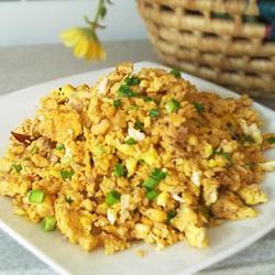 蛋炒鱼籽的做法[图]
