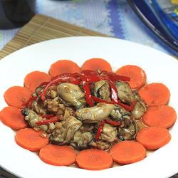 白酒蒜蓉煮生蚝的做法[图]