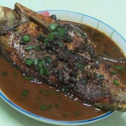 豆豉烧鳊鱼的做法[图]