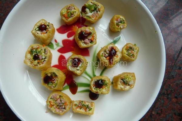 豆腐饺子的做法