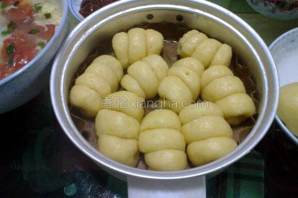 腊肠玉米卷的做法