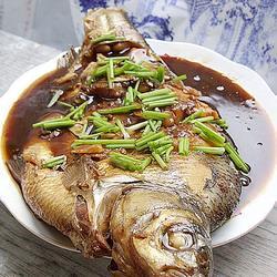 家常红烧鳊鱼的做法[图]