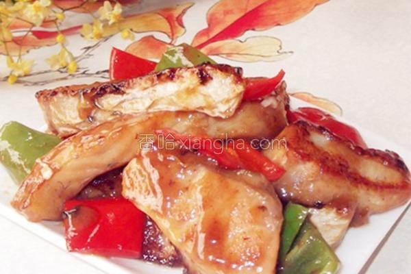 红烧鲩鱼的做法