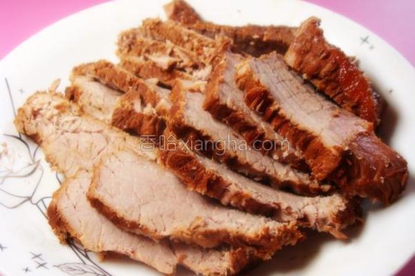 家常炖牛肉的做法