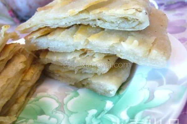双味金丝饼的做法