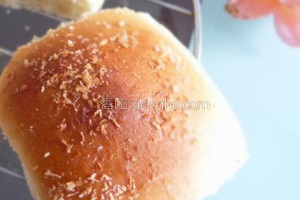 小麦胚芽餐包的做法