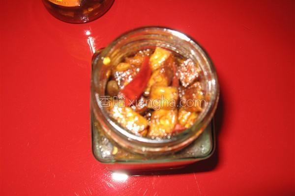 香辣豆干的做法