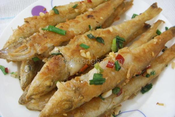 香辣沙丁鱼的做法