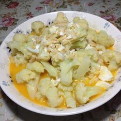 金汤花菜的做法[图]