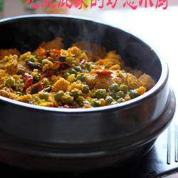 青豆鱼籽煲的做法[图]