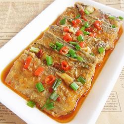 麻辣干烧带鱼的做法[图]