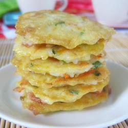 米飯土豆餅的做法[圖]