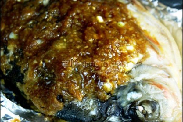 梅酱鲳鱼的做法