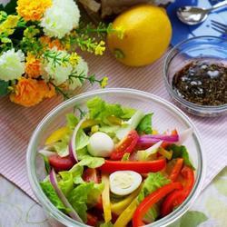 贴心春色沙拉的做法[图]